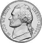 new nickels obverse